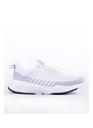 Slazenger Slazenger WILLA Koşu & Yürüyüş Erkek Ayakkabı  Beyaz